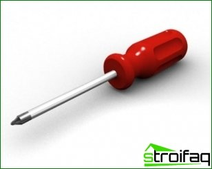 How to choose the correct screwdriver