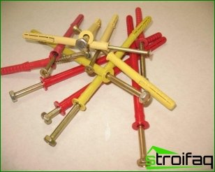 Variety of dowels and their features