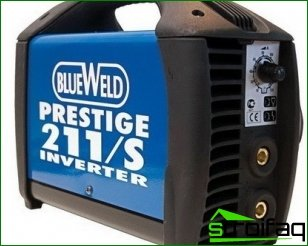 Welding semi-automatic inverter - the best assistant wizard