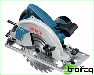 How to choose a disk power saw