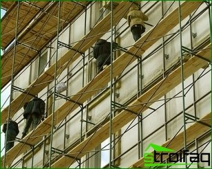 Types of scaffolds and their features