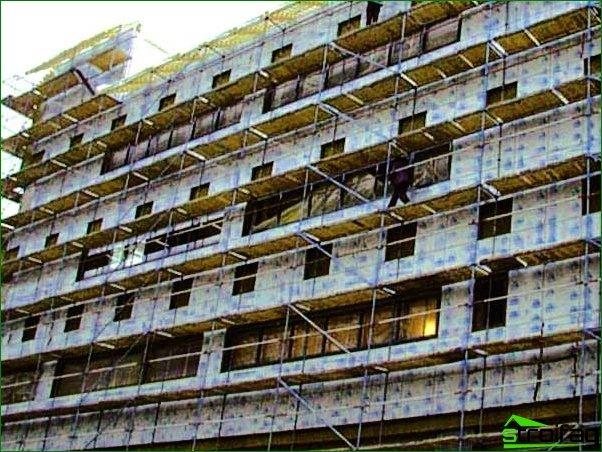 Facade Scaffold