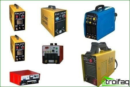 How to choose a welding machine for home use
