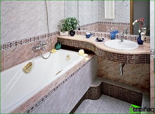 Repair of bathroom