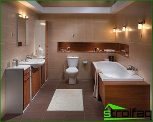Bath Design room with toilet