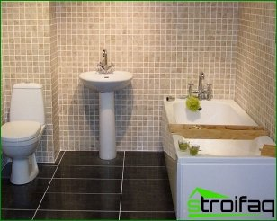 Photo bathroom after repair: how to choose the finishing material