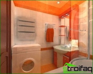 Repair of bathroom