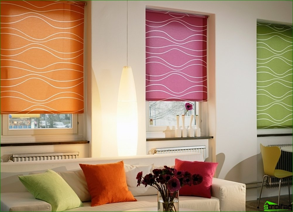 How to make blinds