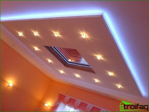 Using Profiles for LED strip