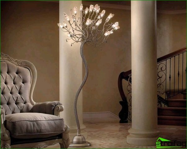 Elegant and spectacular lighting