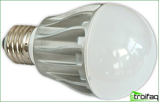 LED lamps - modern light sources