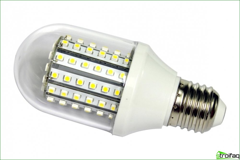 LED lamps - modern light sources