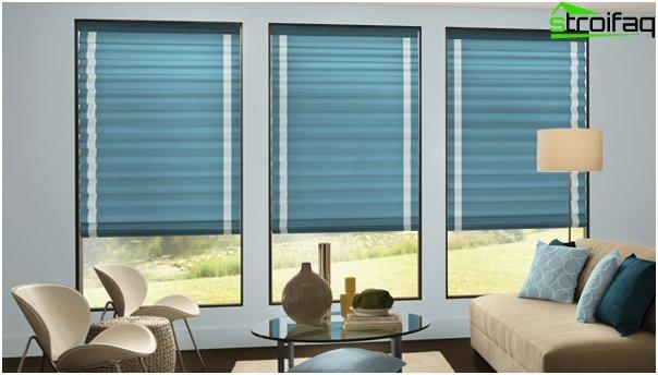 Roman blinds minimalism - 3