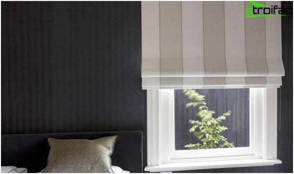 Roman blinds minimalism - 4