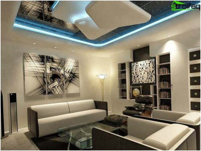 Photo Design of ceilings