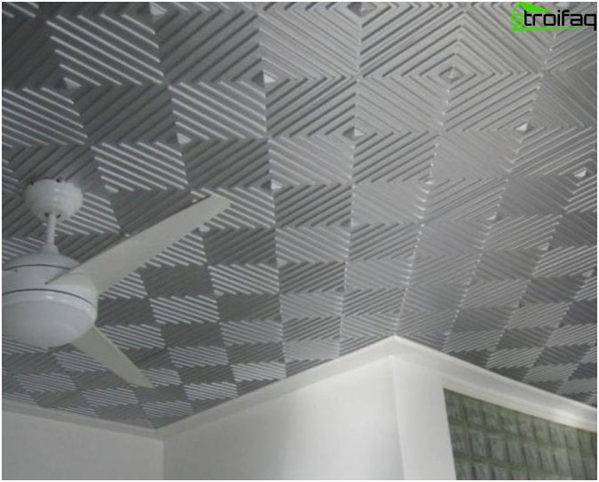 Design ceiling plate