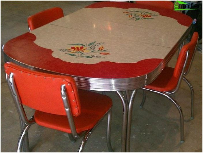 Plastic tables - photo 4
