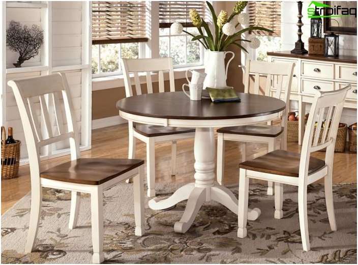 Round table tops - photo 4