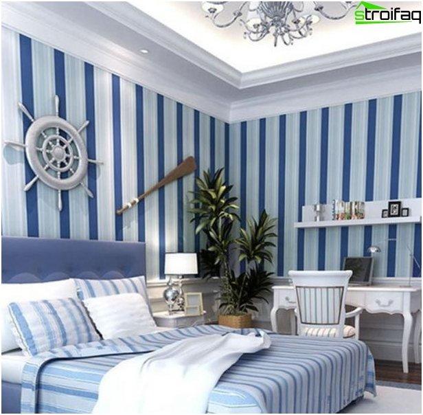 Non-woven wallpaper 1