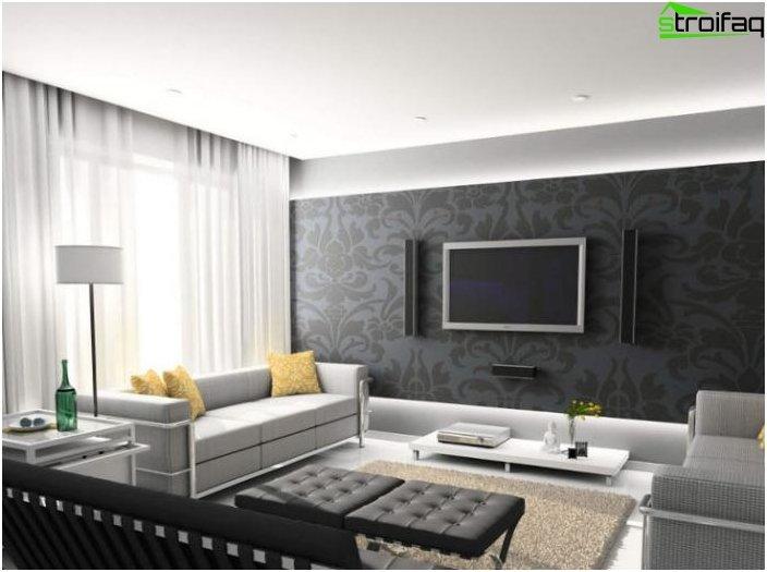 Non-woven wallpaper 3