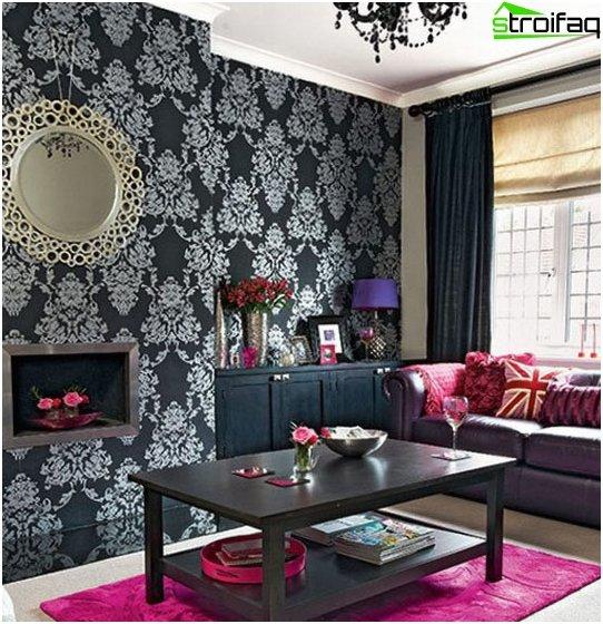 Non-woven wallpaper 4