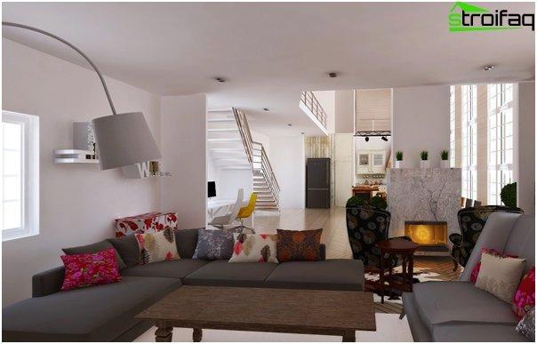 Design of apartments - Trends 2016 - 2