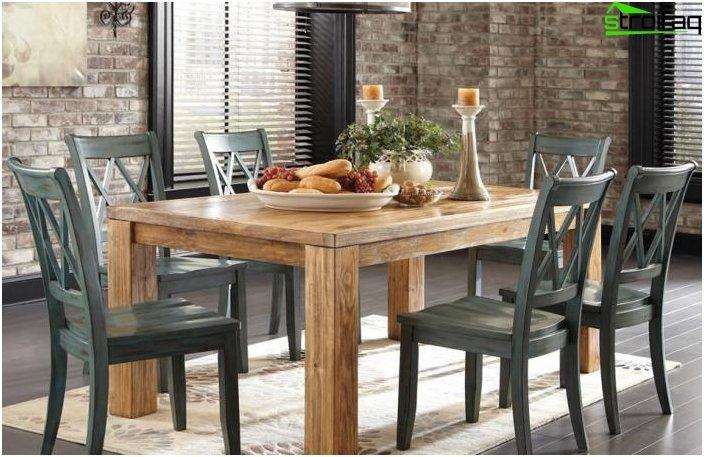 Rectangular table tops - photo 5
