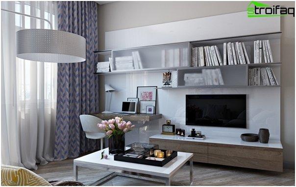 Design of apartments - Trends 2016 - 3