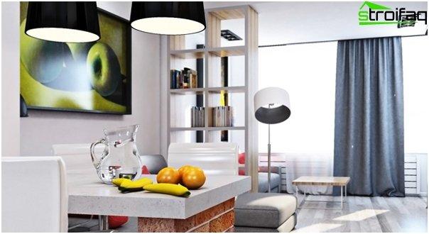 Design of apartments - Trends 2016 - 4