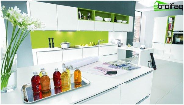Design apartment in 2016 (kitchen) - 4