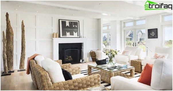 Design apartment in 2016 (living room) - 2