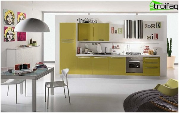 Kitchen furniture - 1