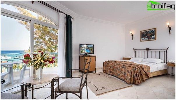 Design apartment in 2016 (bedroom) - 1