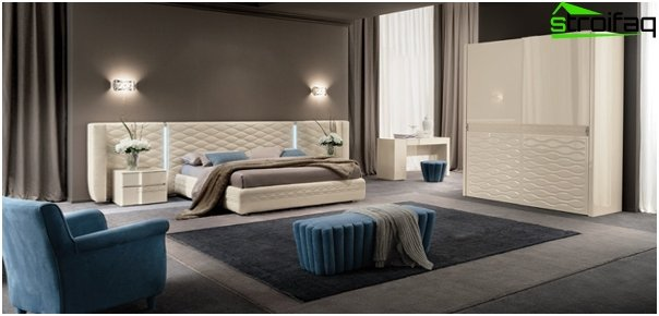 Design apartment in 2016 (bedroom) - 2