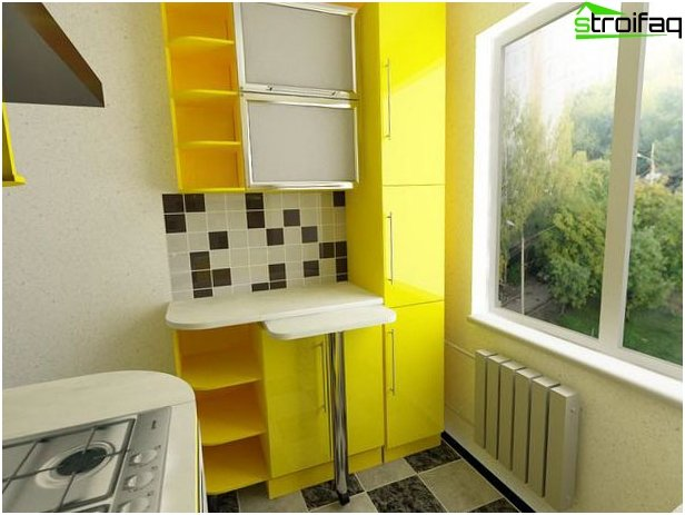 Photo kitchen design