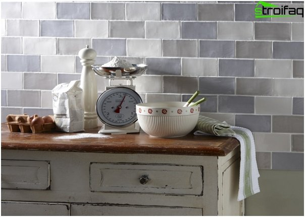 Tile for kitchen - 4