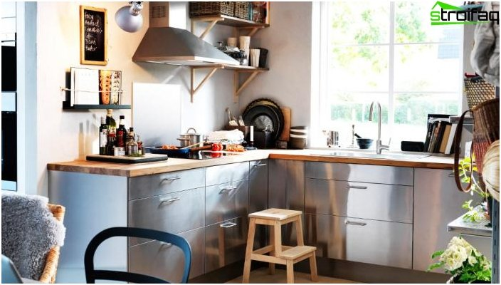 Kitchen Design 10 square meters - photo 1
