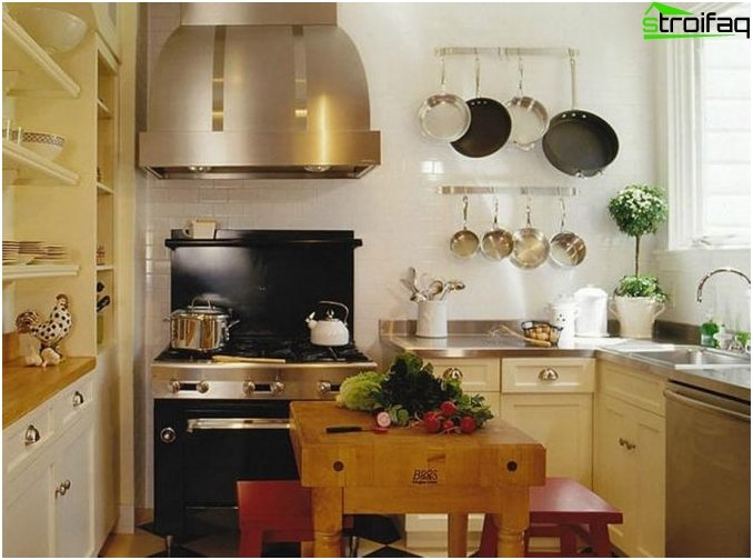 Kitchen Design 10 sq m
