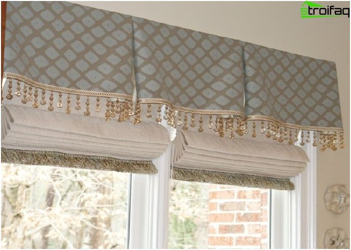 Roman blinds - photo 5