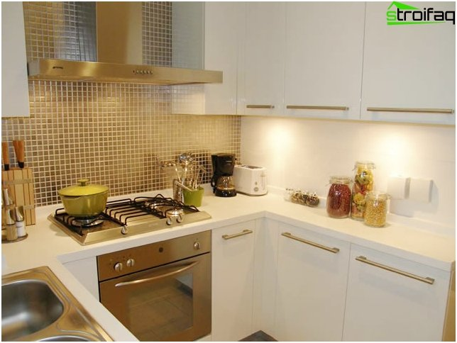 Kitchen Design 10 square meters