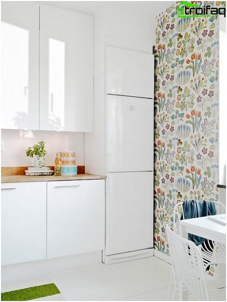 Wallpaper Design for the kitchen 3