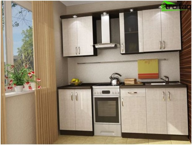 Kitchen Design malenokogo size 5