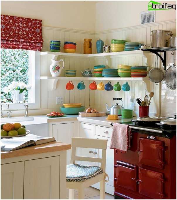 Kitchen 2016: color accents - 01