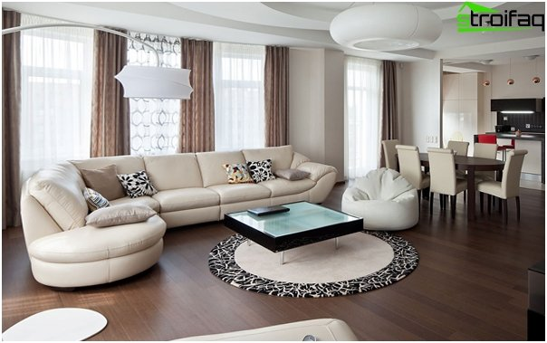 Design apartment in 2016 (light colors) - 2