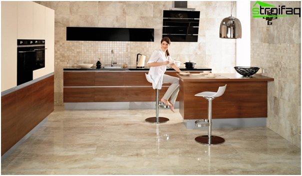 Wandtegels Kitchens  Keukens