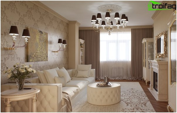 Design apartment in 2016 (light colors) - 4