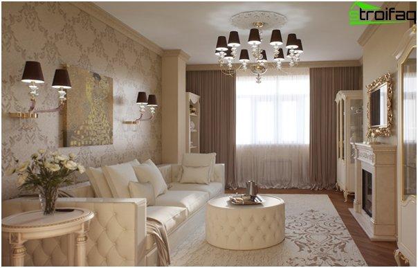 Design apartment in 2016 (light colors) - 4