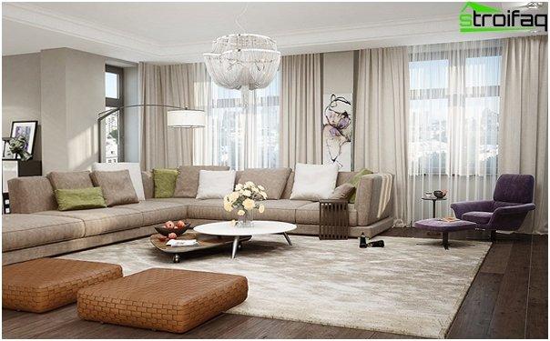 Design apartment in 2016 (light colors) - 5