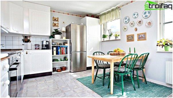 Kitchen 2016: color accents - 06