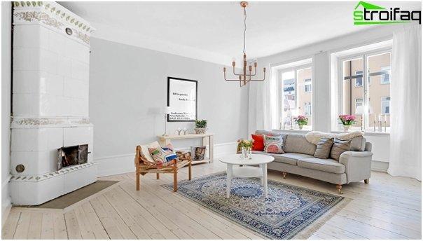 Design apartment in 2016 (light colors) - 6